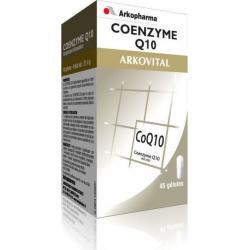 Arkopharma Arkovital Coenzyme Q10 45 κάψουλες