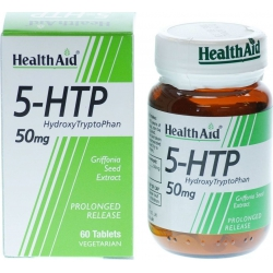 Health Aid 5-HTP 50mg 60 ταμπλέτες