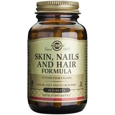 Solgar Skin Nails and Hair 60 ταμπλέτες