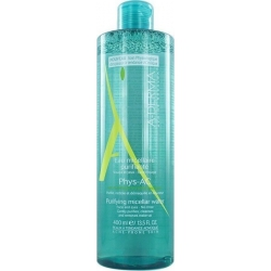 A-Derma Phys-Ac Purifying Micellar Water 400ml