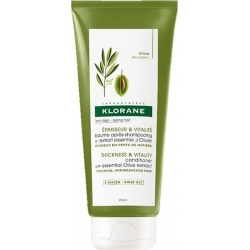 Klorane Thickness & Vitality Conditioner With Essential Olive Extract 200ml