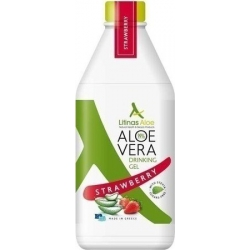 Litinas Aloe Vera Gel 1000ml Φράουλα