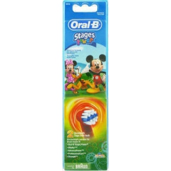 Oral-B Stages Power Mickey 2τμχ