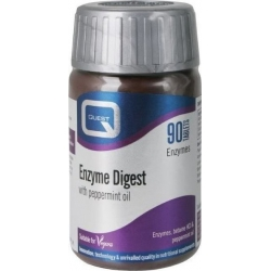 Quest Enzyme Digest with Peppermint Oil 90 ταμπλέτες