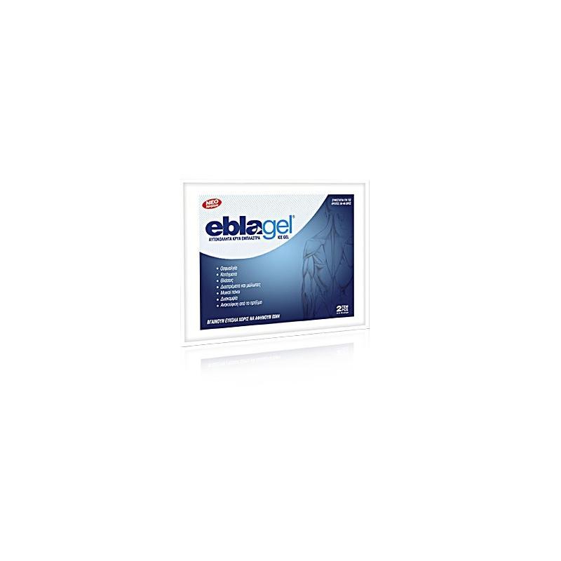 Euromed Eblagel Cold Blaster 2τμχ