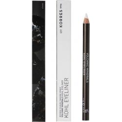 Korres Volcanic Minerals kohl Eyeliner 03 White 1,14gr