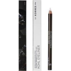 Korres Volcanic Minerals Khol Eyeliner 03 White