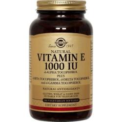 Solgar Vitamin E 1000iu 100 μαλακές κάψουλες