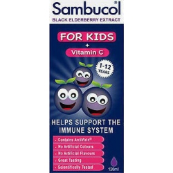 Higher Nature Sambucol Kids Formula 120ml