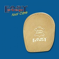 Johns Easy Step Foot Care Υποπτέρνια Δερμάτινα 17200 Μπεζ