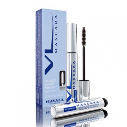 Mavala Mascara Volume & Length Waterproof Noir 10ml