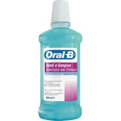 Oral-B Teeth and Gums Care Στοματικό Διάλυμα Δοντιών και Ούλων 500ml